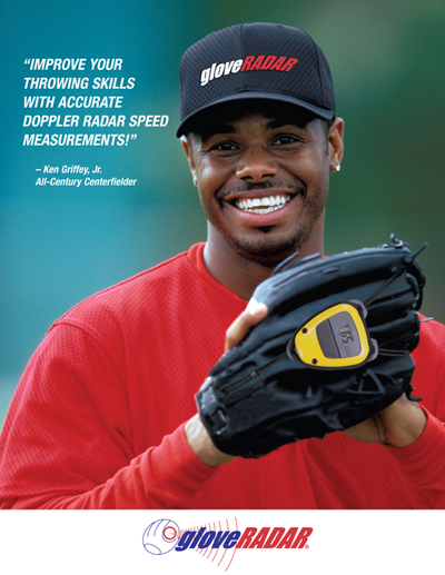 Glove Radar For Baseball - SportsSensors